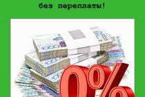Пользуйся деньгами без переплаты: акция от МФО «Честное слово»
